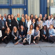 Pilotinnen in Wien beim Female Pilots WG Meeting